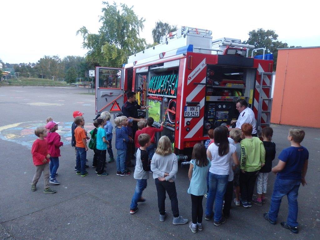 Kindergruppe Feuerwehr
