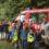 Waldausflug Kindergruppe