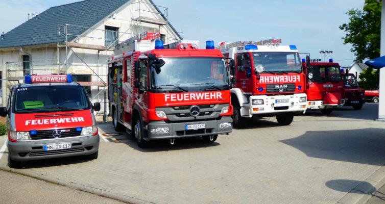 Feuerwehr Oedheim Feuerwehr